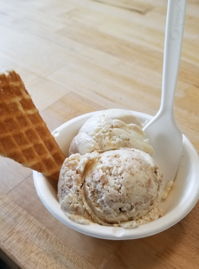 Jeni's Splendid Ice Creams in the Short North.