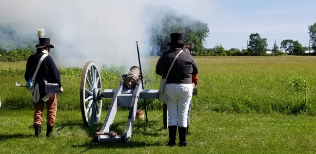 Black Powder Days at River Raisin National Battlefield Park
