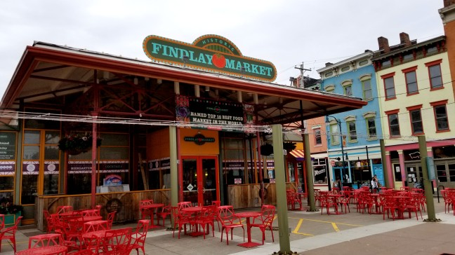 Findlay Market in Over-the-Rhine
