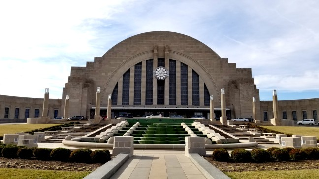 The Cincinnati Museum Center at Union Terminal